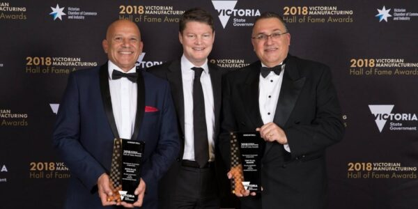 2018 Victorian Manufacturing Hall of Fame Inductions