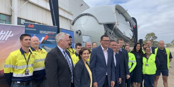 Vestas partners with local manufacturing service provider for Wind Turbine Assembly Facility in Geelong